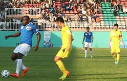 V.League 2014: 5 điểm nhấn đáng chú ý vòng 4