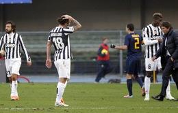 Verona 2-2 Juventus: Tevez không giúp Juve thoát hiểm (VIDEO)