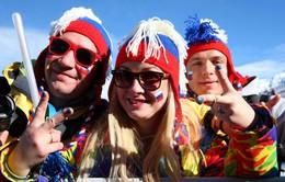 Olympic Sochi 2014: Thế giới đa sắc màu của các CĐV