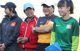 """Trưởng đoàn BĐ nữ Việt Nam Phan Anh Tú: """"Tôi xứng đáng với những gì được nhận"""""""