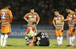 'Hẩm hiu' số phận các đội đoạt Cup Quốc gia
