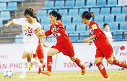 Thực tế buồn của bóng đá nữ Việt Nam trước mùa giải mới