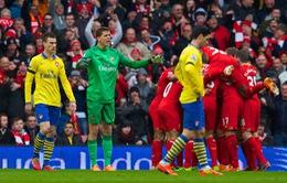 Arsenal - Liverpool: Bại binh phục hận (23h00 ngày 16/2)