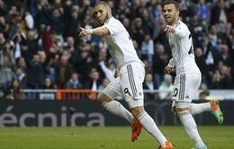Getafe - Real Madrid: Chiến thắng để bám đuổi (23h00, K+1)
