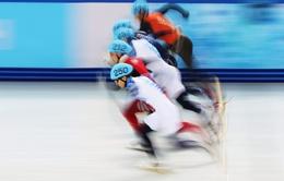 Olympic Sochi 2014: Những hình ảnh ấn tượng ngày thi đấu thứ 8