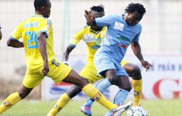 V.League 2014: 5 điểm nhấn đáng chú ý vòng 5