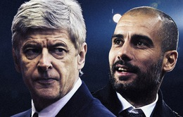 Arsenal - Bayern: Wenger tự tin, Guardiola e dè!