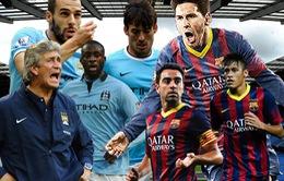Man City - Barcelona: Khi sân nhà không là điểm tựa (2h45 ngày 19/2, VTV3)