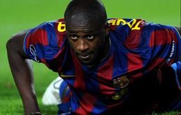 Trước trận Man City - Barca: Tại sao Barcelona lại bán Yaya Toure?