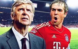 Arsenal lộ đội hình xuất phát trước trận gặp Bayern
