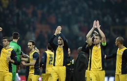 AC Milan 0-1 Atletico: Ôm hận phút cuối (VIDEO)
