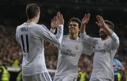 La Liga vòng 25: Khởi động cho derby Madrid