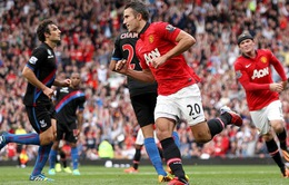 Crystal Palace - Man Utd: Nhìn từ con số thống kê (0h30 ngày 23/2, BĐTV)