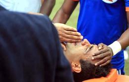 V-League và những chấn thương kinh hoàng