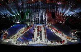 Olympic Sochi 2014: Lễ bế mạc ấn tượng qua ảnh