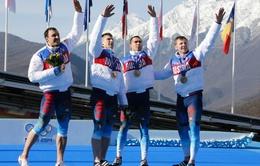 Olympic Sochi 2014: Nhìn lại ngày thi đấu ấn tượng của đoàn Nga