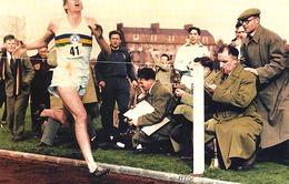 """Roger Bannister và kỷ lục """"1 dặm 4 phút"""""""