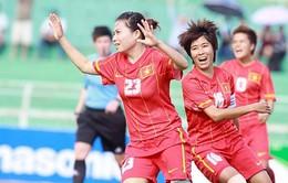 SEA Games 28: Bóng đá nữ vắng mặt