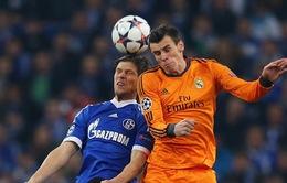 Champions League: Tổng hợp bàn thắng Schalke 1-6 Real và Galatasaray 1-1 Chelsea