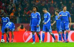 """Mancini: """"Chelsea xứng đáng với một thất bại"""""""