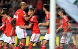 Europa League lượt về vòng 1/16 qua những con số