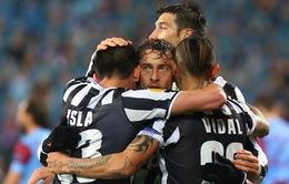 Chùm ảnh toàn cảnh lượt về Europa League vòng 1/16