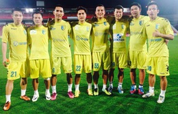 Play-off AFC Champions League 2014: Quẳng gánh lo đi để đá
