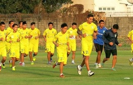 Vòng sơ loại AFC Champions League 2014: Hà Nội T&T hết mình với Muangthong United