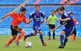 Giải bóng đá nữ VĐQG khó đột biến về chất lượng
