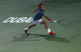 Dubai Championships: Djokovic đụng Federer ở bán kết