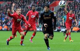 0h30 ngày 2/3, K+1, BĐTV Trực tiếp Southampton - Liverpool