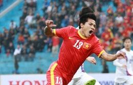 Hàng công thiếu sắc bén, ĐT Việt Nam hoà không bàn thắng