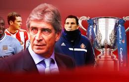 21h00, K+PM và Bóng đá TV trực tiếp Man City - Sunderland