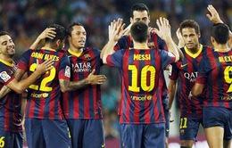 3h00, Thể thao TV TRỰC TIẾP Barcelona - Almeria