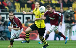 """Dortmund 3–0 Nurnberg: Chiến thắng """"rửa mặt"""" (VIDEO)"""