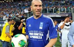 """Tin chiều 3/3: Zidane, """"Ro béo"""" và Figo trở lại sân cỏ"""