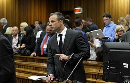 """""""Người không chân"""" Oscar Pistorius khẳng định vô tội trong phiên phúc thẩm"""