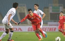 ĐT Việt Nam 3-1 Hong Kong: Tặng quà người hâm mộ (VIDEO)