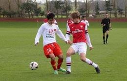 U19 Việt Nam 3-0 U19 Arsenal: Cú sốc ở London