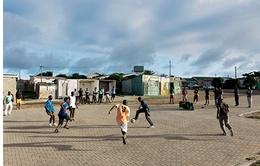 Tận hưởng không khí bóng đá đường phố ở World Cup 2014