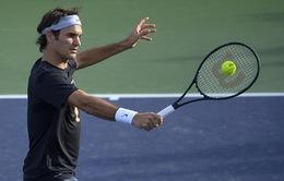 Indian Wells 2014: Murray và Federer vào vòng 3