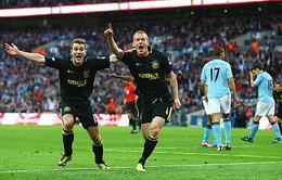 23h05, FA Cup, Man City - Wigan: Duyên cũ, nợ xưa