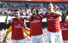 Tin sáng 10/3: Bốc thăm bán kết FA Cup, Arsenal gần như vô địch