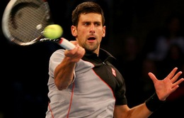 Indian Wells 2014: Djokovic vất vả vào vòng 3, Berdych bất ngờ bị loại