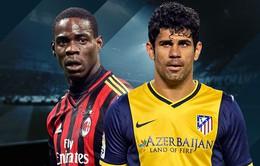 02h45 ngày 12/3, K+PM Trực tiếp Atletico Madrid - AC Milan