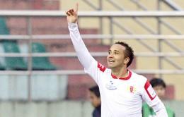 Xi măng The Vissai Ninh Bình dẫn đầu bảng G AFC Cup 2014