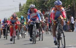 Giải đua xe đạp nữ quốc tế Bình Dương 2014: Ấn tượng Nguyễn Thị Thật