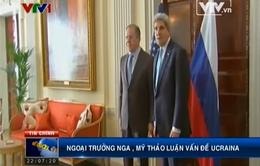 Thế giới trong ngày 14/3: Nga, Mỹ thảo luận về vấn đề Crimea