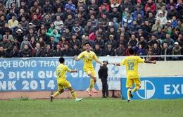 V.League 2014: 5 điểm nhấn vòng 8