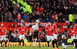 Thầy trò David Moyes nói gì sau thảm bại trước Liverpool?